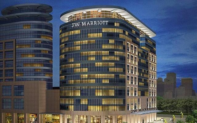 北京JW万豪酒店