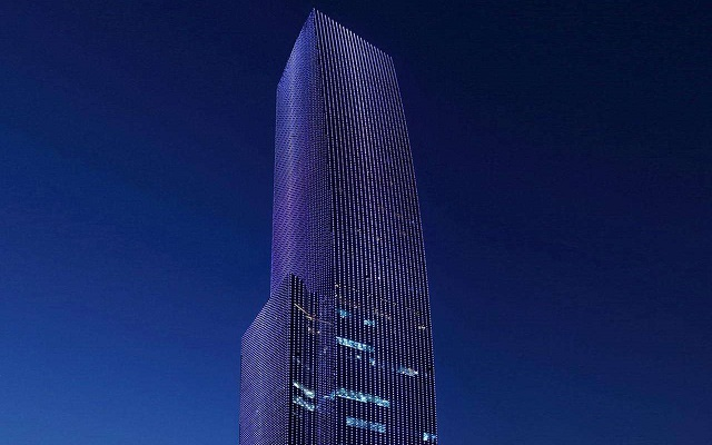 上海龙之梦万丽酒店