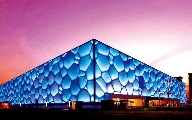 国家游泳中心(水立方)