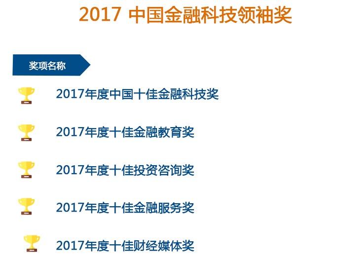 2017中国金融教育科技峰会