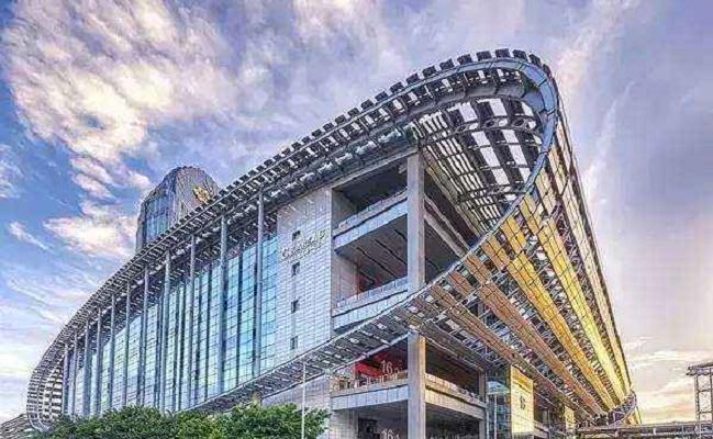 广州琶洲广交会展馆
