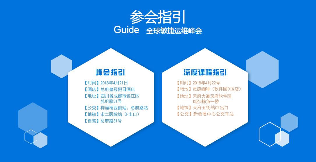 Gdevops 2018全球敏捷运维峰会-成都站
