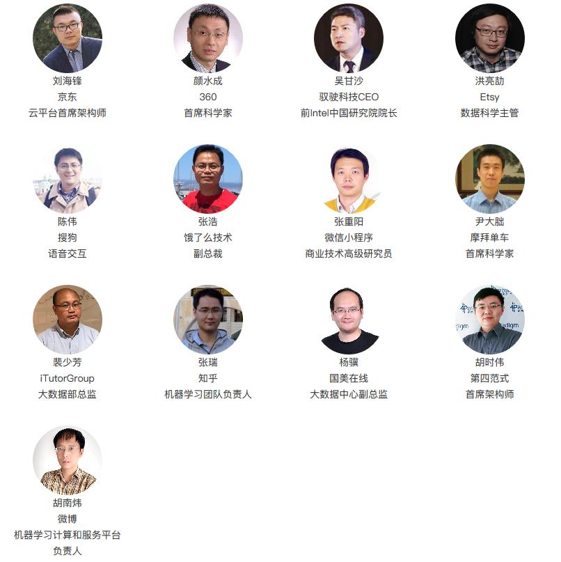 AICon 全球人工智能与机器学习技术大会2018