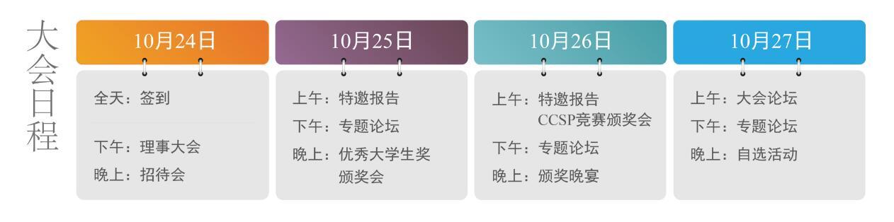 2018中国计算机大会