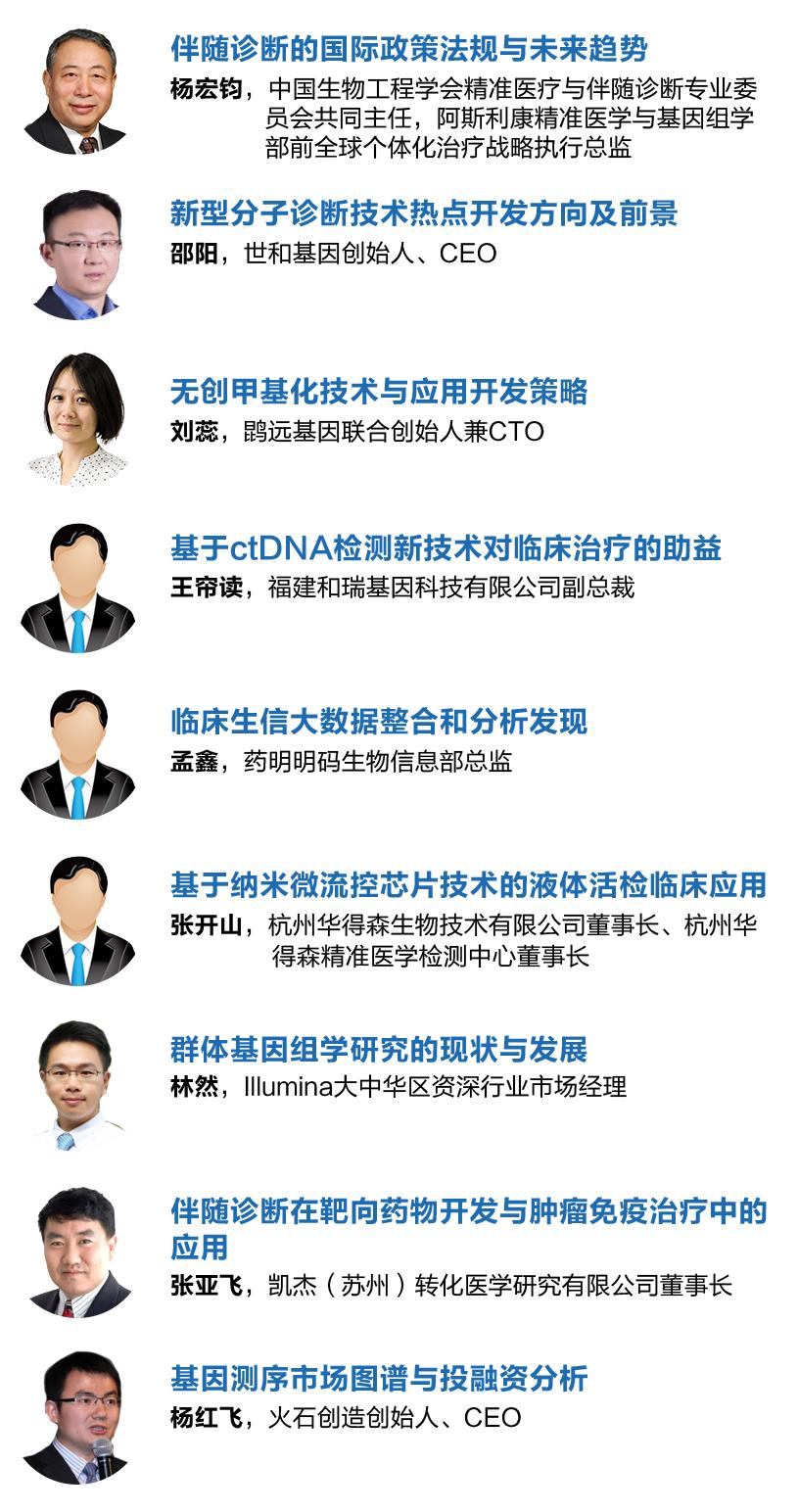 2018第三届国际精准医疗大会 P4 China