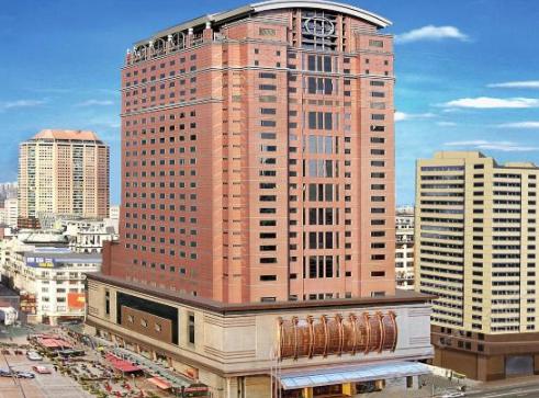 上海南新雅大酒店(近人民广场)
