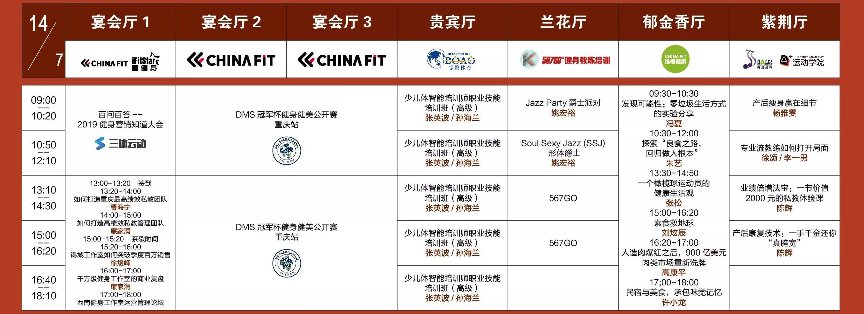 2019CHINAFIT重庆体育与健身大会