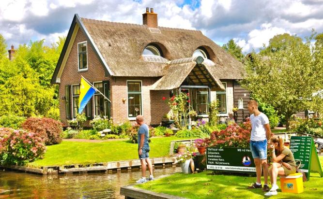 2019夏季【治水之旅深度游学】 荷兰站