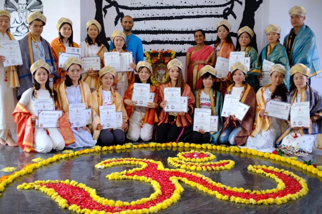 2019年10月瑜伽之旅丨迈索尔阿汤游学25天,带你走进古老而神秘的印度