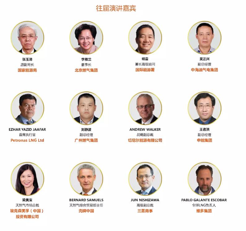 2020第六届中国国际LNG峰会(上海)