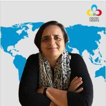 瑞吉欧·艾米利亚市幼儿中心资深教师Castagnetti Marina照片