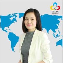 亿童教育研究院副院长朱巍蔓照片