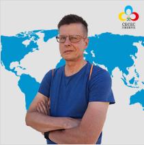 芬兰国家学前教育渐进反馈法项目负责人Dr Jyrki Reunamo照片