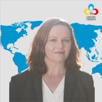 澳大利亚卧龙岗大学社会科学学院副教授Dr Lisa Kervin照片