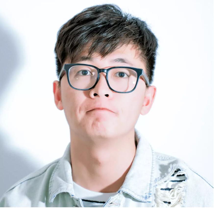 青云QingCloud产品设计师冯威 照片