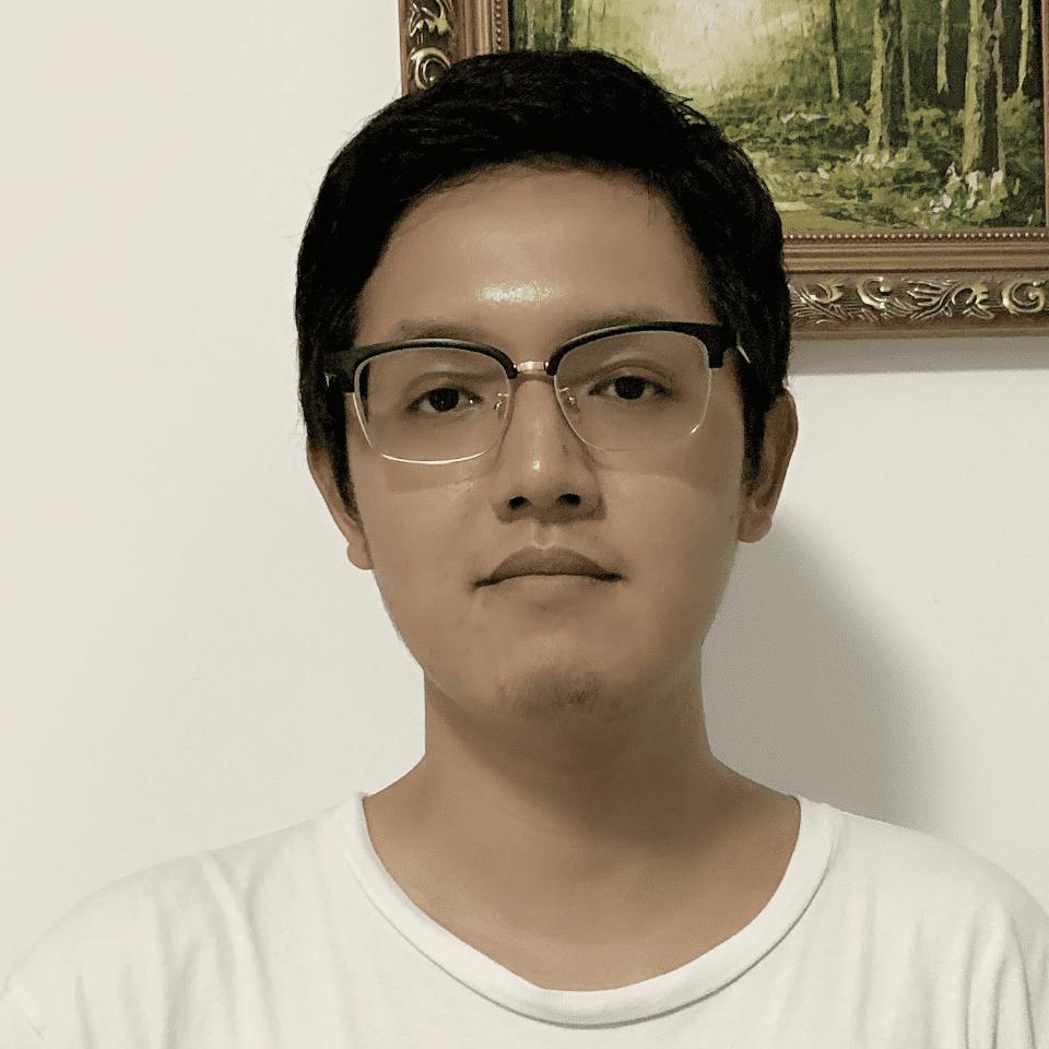 腾讯web前端高级工程师,最新小程序框架Kbone作者june照片
