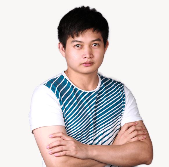 腾讯AlloyTeam 高级前端工程师郭林烁照片