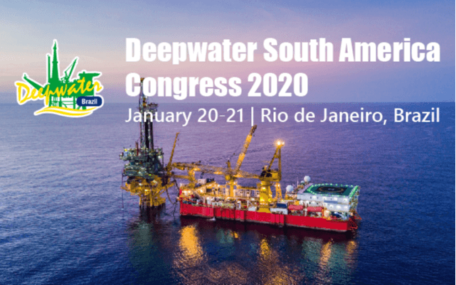 2020南美洲深海油气大会(Deepwater South America 2020)