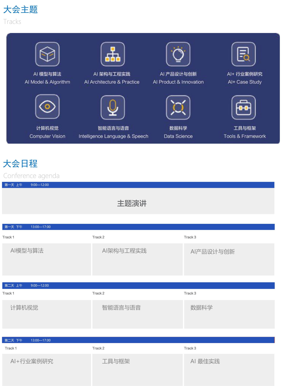 ML-Summit2020全球机器学习技术大会(北京)