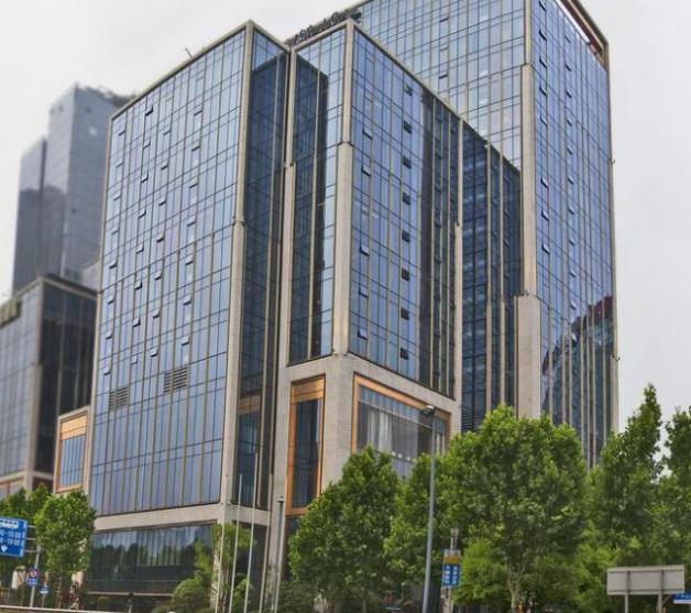 上海外滩万达瑞华大酒店
