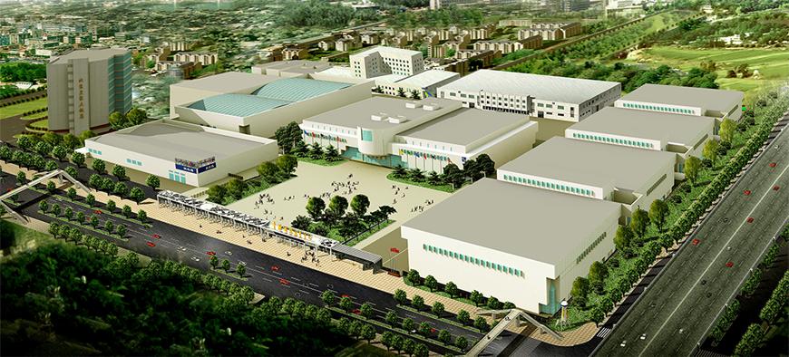 中国国际展览中心静安庄馆