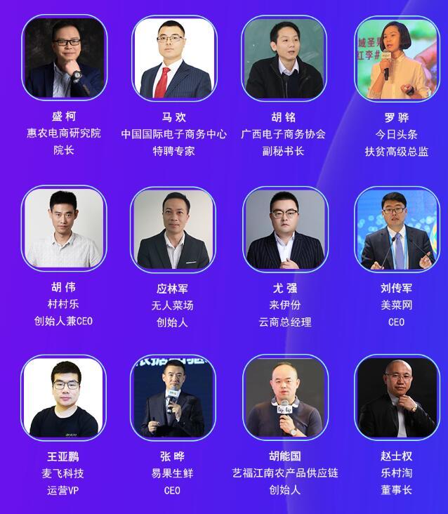 2020第二届中国农村电商峰会
