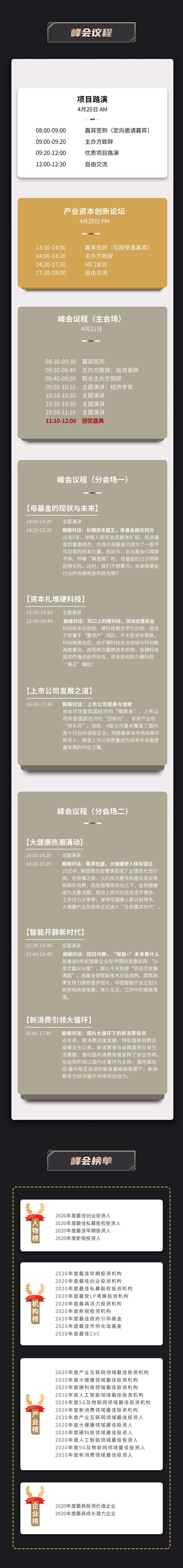 投资家网-2021中国股权投资年度峰会