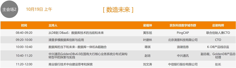 第十二届中国数据库技术大会(DTCC2021)