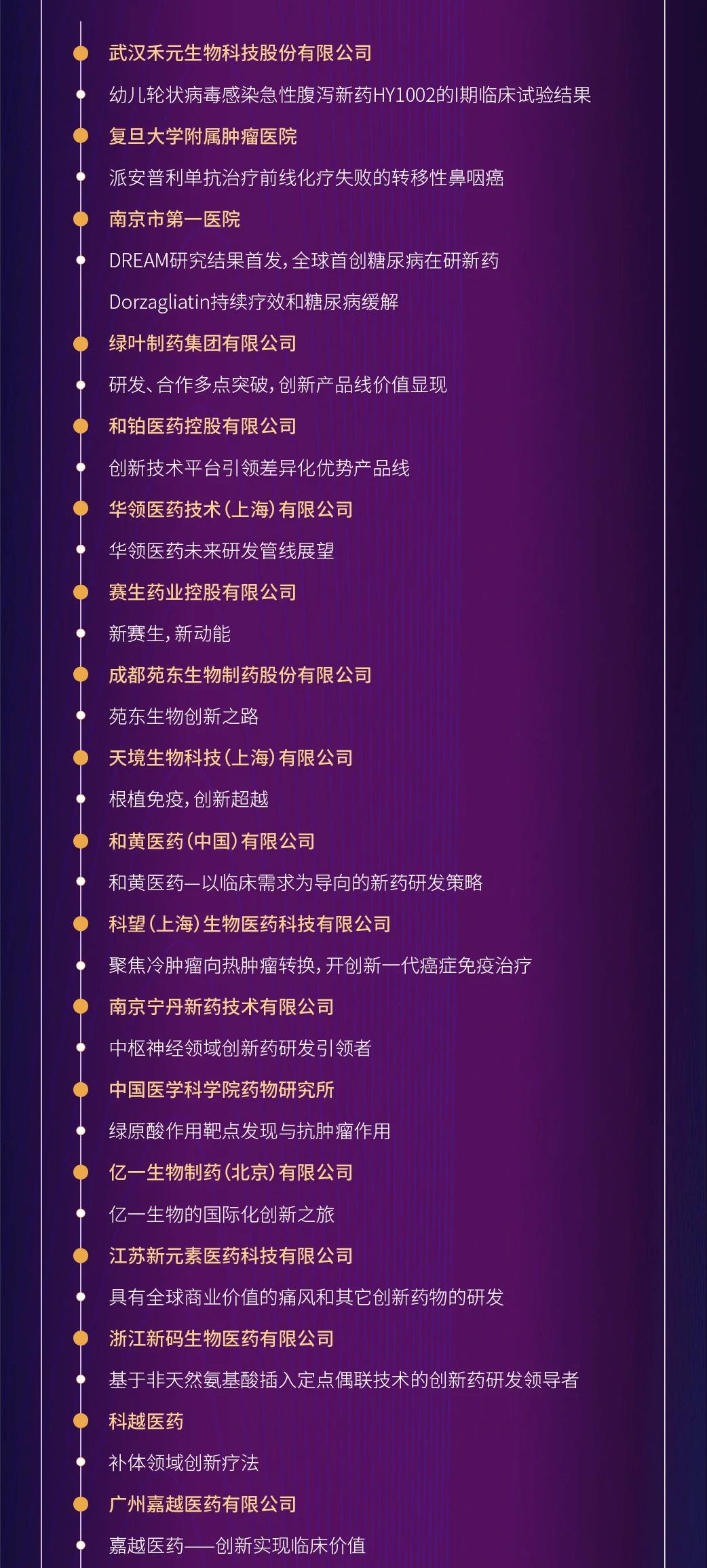 2021CBIIC第六届中国医药创新与投资大会