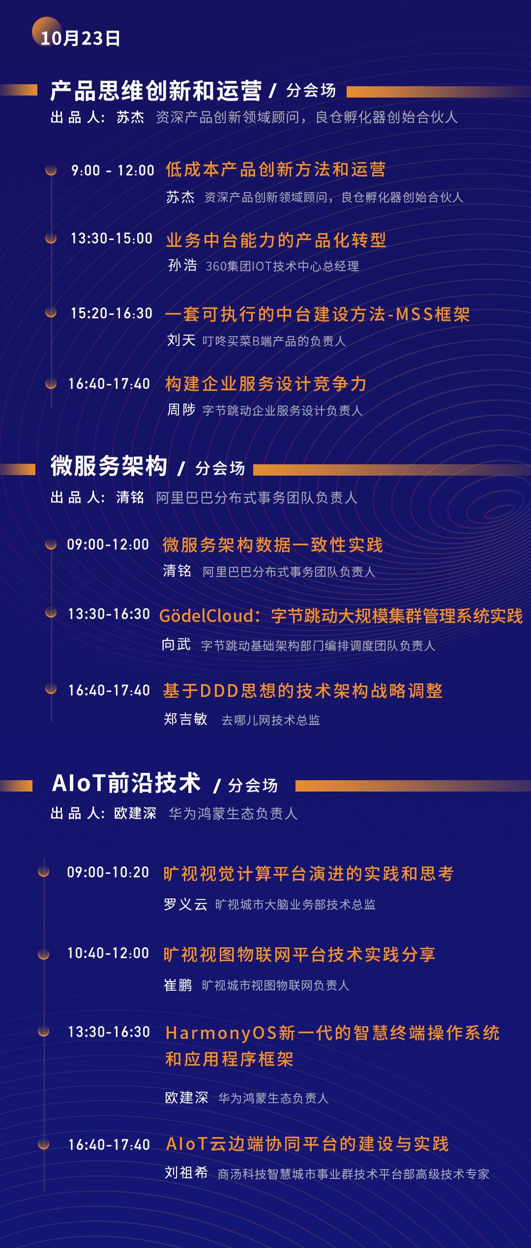 CSDI 2021中国软件研发管理行业技术峰会