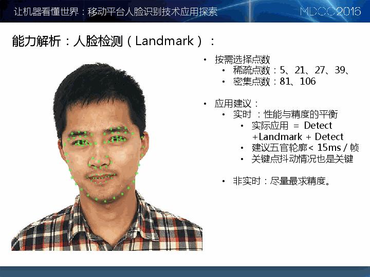 旷视科技(face  ) 敖翔——让机器看懂世界:移动平台人脸识别技术应用
