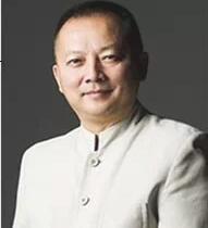 中国实友会会长石岩照片