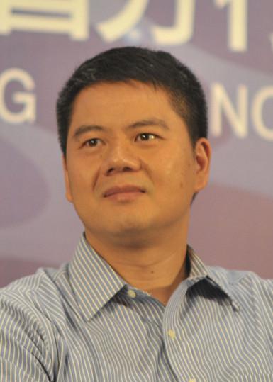 盛立金融软件开发有限公司首席执行官柳峰照片