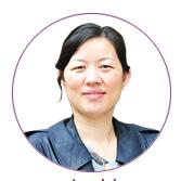 平安银行上海分行 人力资源部总经理唐慧照片