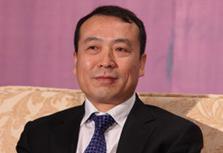 中国证券业协会副会长王旻照片
