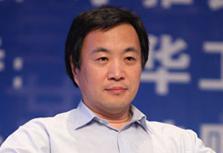 中国人民大学金融信息中心主任教授杨健照片