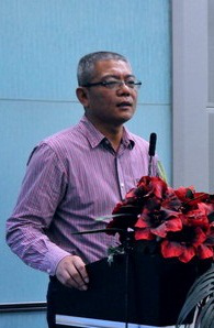 广药集团潘高寿股份有限公司董事长杨东升照片