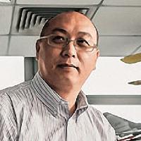 晶赞科技CEO汤奇峰照片