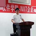 合肥工业大学软件学院院长鲁昌华照片