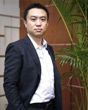 东信点媒副总裁谷岩照片
