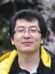 车轮互联总架构师韩天峰照片
