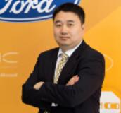 福特汽车(中国)有限公司开发总监黄涌照片