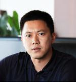 欢网科技有限责任公司CEO吴盛刚照片