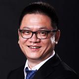 摩点网CEO黄胜利照片