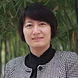蚂蚁金服O2O事业部总经理王丽娟照片