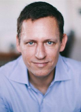 彼得·泰尔(Peter Thiel)照片