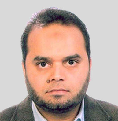 巴基斯坦教育部IT主管ANWARAMJAD照片