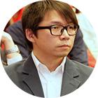 深圳市傲基电子商务有限公司董事长兼CEO陆海传照片