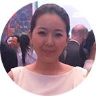 走秀网海外招商副总裁卢肖夏照片