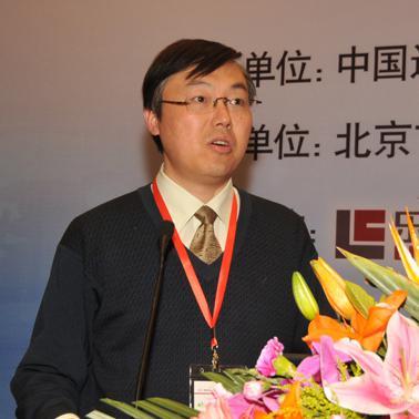 思科公共事业部医疗行业总监朱海舟照片